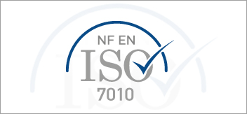 Norme EN ISO 7010 : pictogrammes de sécurité conformes
