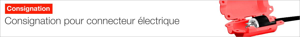 Consignation et déconsignation électrique |
