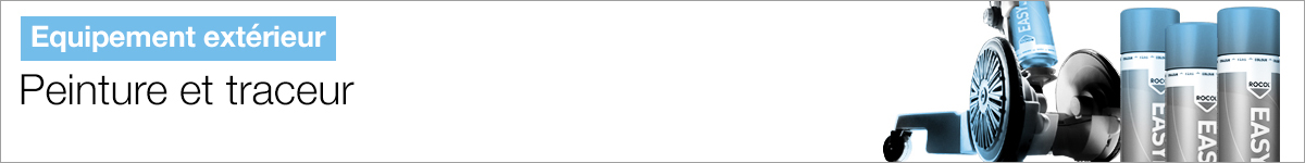 Easyline® Peinture Epoxy - aérosols et traceurs |