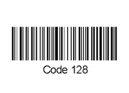 code à barres 128