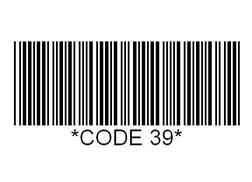 code à barres 39