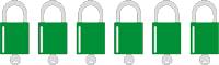 Cadenas à clés identiques
