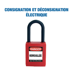 Consignation Deconsignation Electrique