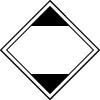 Plaque de transport ADR quantité limitée LQ11