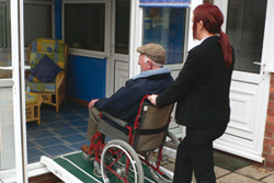 Circulation handicapés