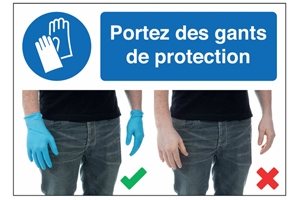 Vêtements de protection obligatoires