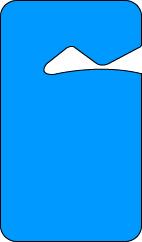Badge à suspendre
