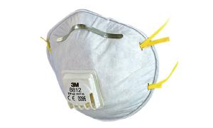 Masque de protection anti-poussière FFP1 jetable haute qualité