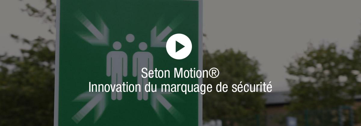 Regardez les panneaux SETON MOTION® prendre vie !