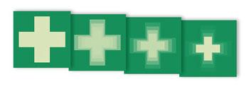 Panneaux et pictogrammes de Premiers secours