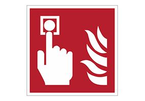 Indicateur incendie et alarmes