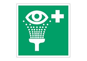 Lave-yeux et douches de sécurité