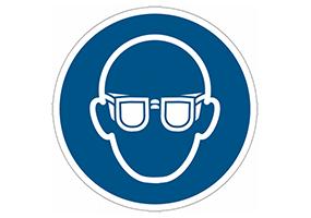 Panneaux et pictogrammes - EPI obligatoire