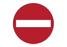 Panneaux et pictogrammes  Parking, circulation et véhicules