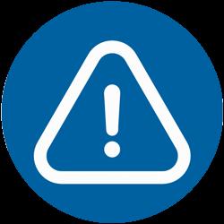 Signalétique de danger pour produits chimiques