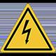 Pictogramme danger électrique