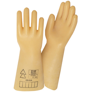 Gants isolants en latex