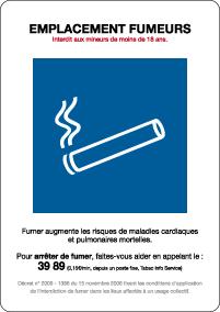 autorisation fumeur