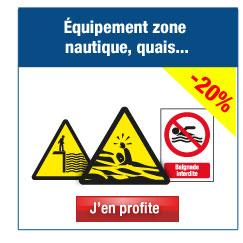 Equipement zone nautique, quais...