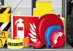 Une rentrée en toute sécurité - gamme produits sécurité