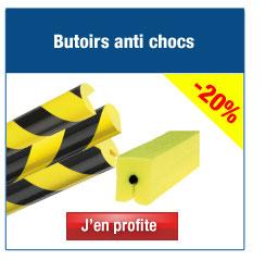 Butoirs anti chocs