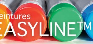 Les Packs peinture Easyline™