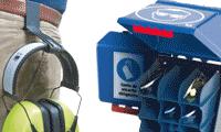 Contenitori e accessori per DPI