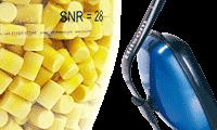 Cuffie e tappi di protezione acustica
