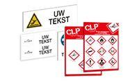 Pittogrammi di sicurezza personalizzati