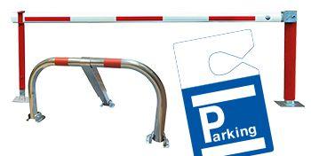 Accesso parcheggio