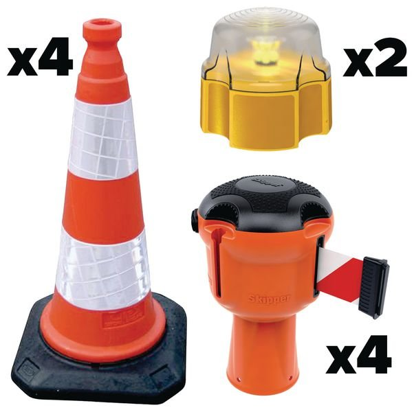 Kit Skipper™ con lampada di sicurezza