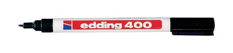Pennarelli permanenti punta fine Edding 400