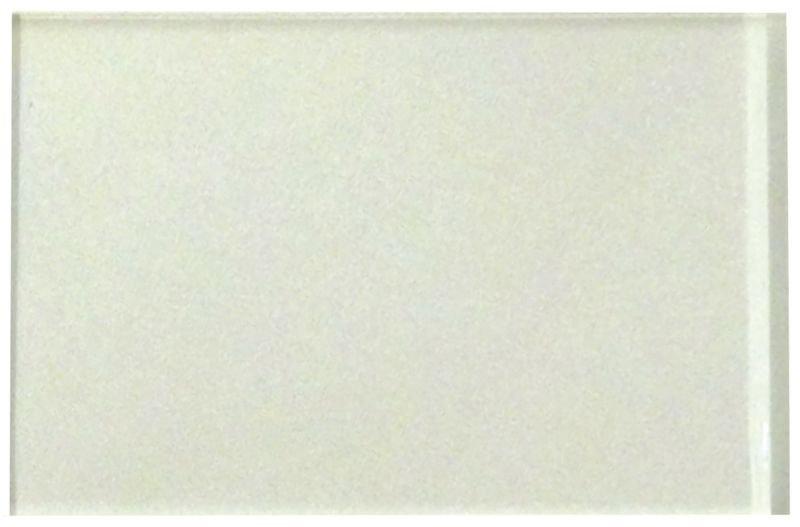 Vetro di ricambio per cassetta portachiavi omologata BCS