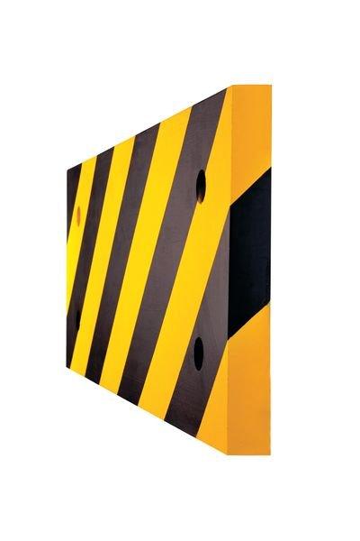 Barra di protezione per superfici piane in poliuretano
