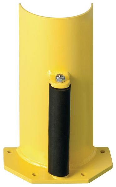 Protezione verticale per scaffalature portapallet con rullo