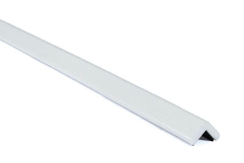 Profilo antiurto magnetico Optichoc piatto tinta unita - spigolo da 17 mm