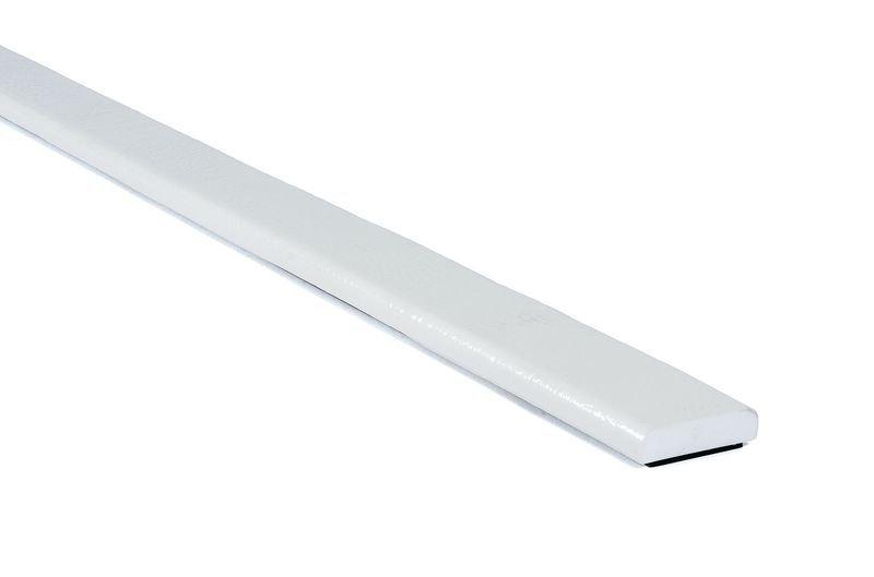 Profilo antiurto magnetico in schiuma Optichoc piatto a spessore sottile tinta unita - superficie da 40 mm