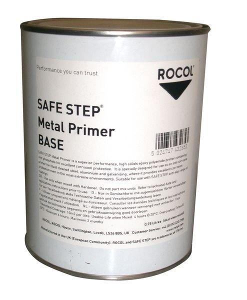 Primer per l'applicazione degli antiscivolo SafeStep