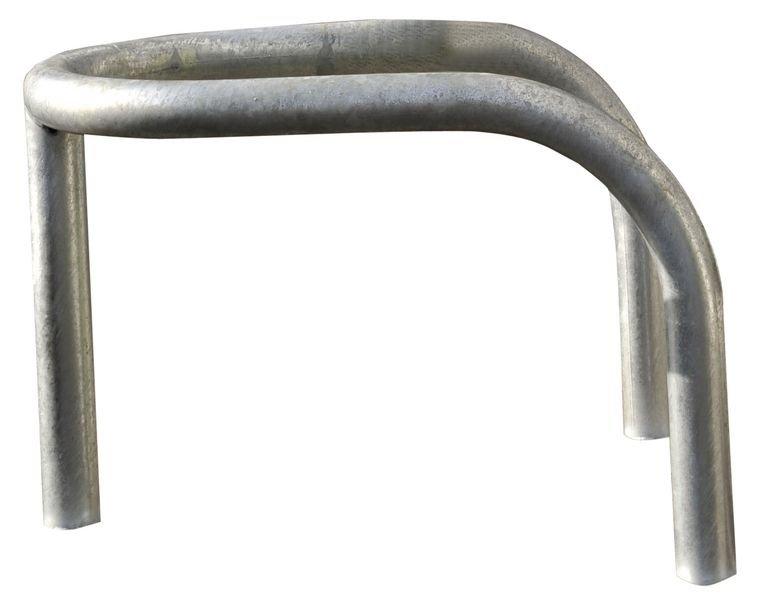 Paracolpi di protezione per pali in acciaio galvanizzato