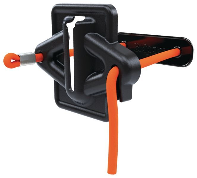 Staffa magnetica Skipper™ per il fissaggio della segnaletica XS