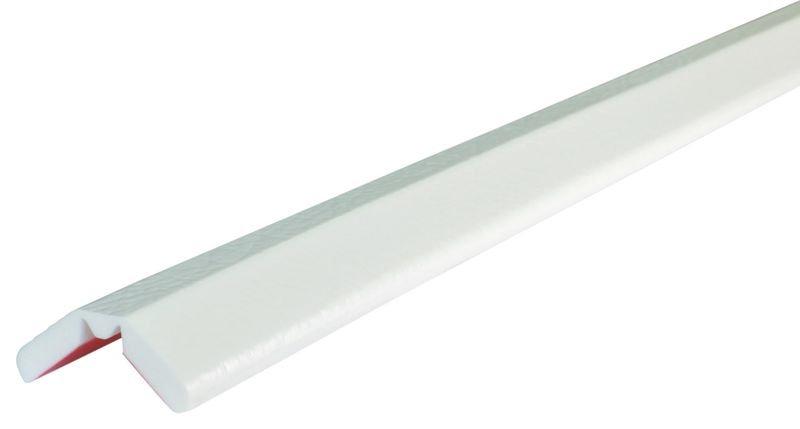 Profilo antiurto flessibile Optichoc tinta unita - a forma di W (per bordi e spigoli)