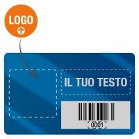 Etichette di proprietà DuraGuard® personalizzate online