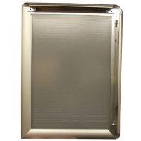 Porta manifesti con telaio clic in alluminio