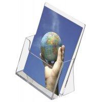 Porta-brochure da banco, semplici o a più scomparti