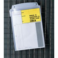 Buste proteggi documenti magnetiche in vinile con o senza risvolto di chiusura