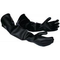 Guanti di protezione chimica in latex Polyco® Chemprotect™
