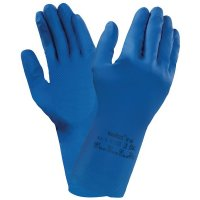 Guanti di protezione chimica in latex riutilizzabili per l'industria alimentare VersaTouch™ 87-195 Ansell