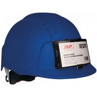Casco di protezione JSP® Evolite® CR2® con portabadge