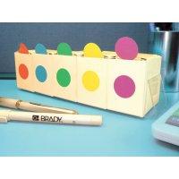 Distributori di bollini Labelrak a 5 colori