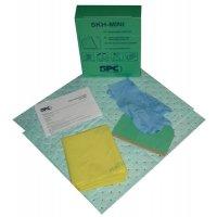 Kit di intervento monouso per prodotti chimici